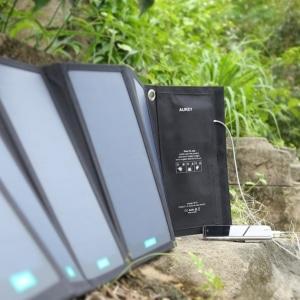 Solar Ladegerät fürs Handy